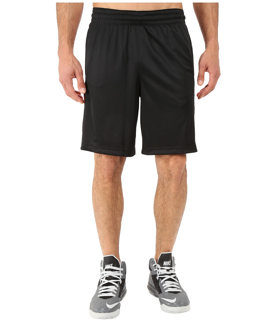 Nike - Elite Stripe Short (Black/University Red/University Red) Men's Shorts