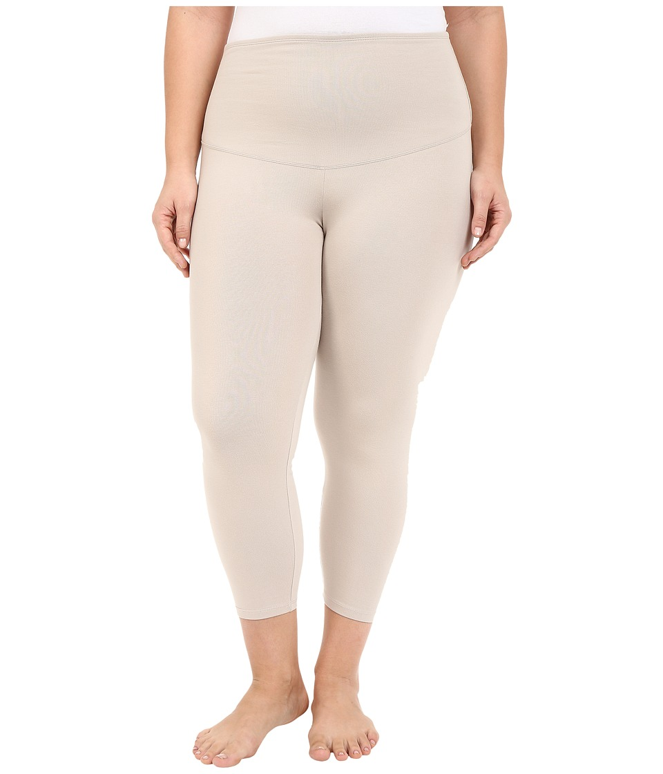 Yummie by Heather Thomson - Plus Size Gloria Skimmer Leggings (Chateau) Women's Casual Pants