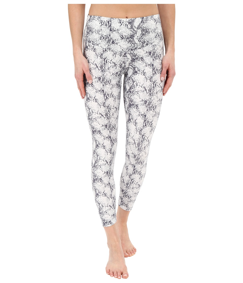 Yummie by Heather Thomson Aidan Skimmer Leggings (Eclipse Reptile) Women