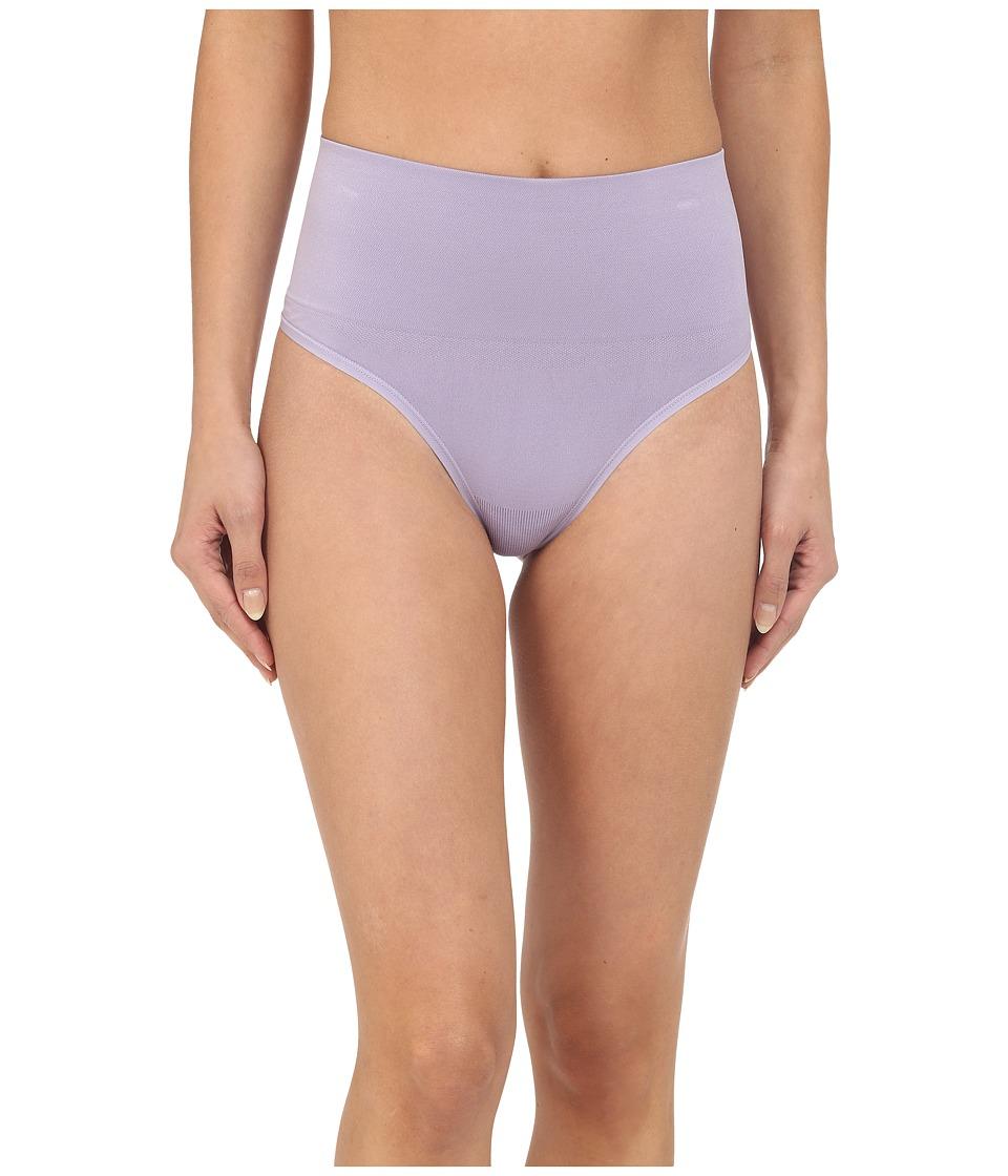 Yummie by Heather Thomson - Jasmina Shaping Thong (Heirloom Lilac) Women's Underwear