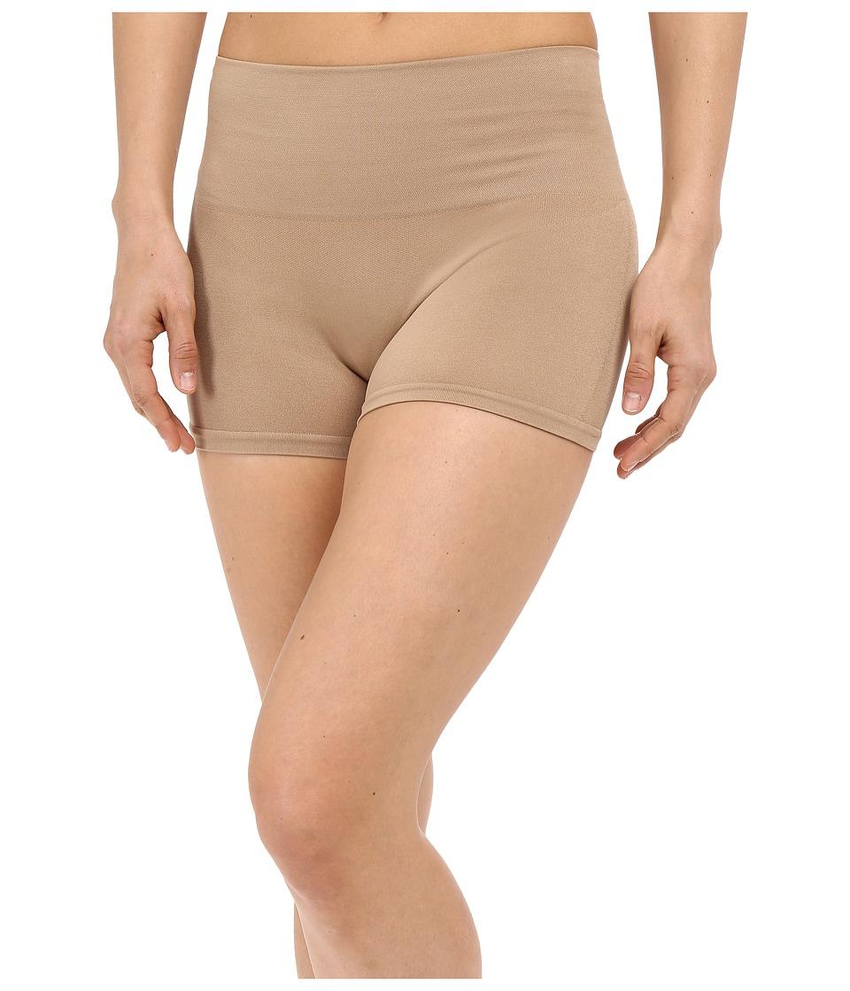 Yummie - Sam Boyshort (Almond) Women's Underwear