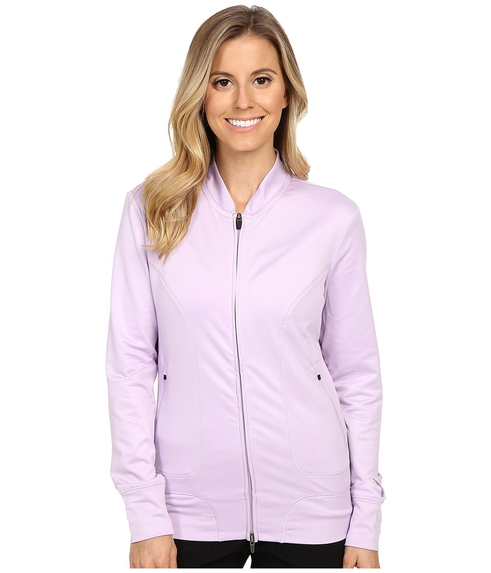 PUMA Golf - Baseball Jacket (Orchid Bloom) Women's Coat