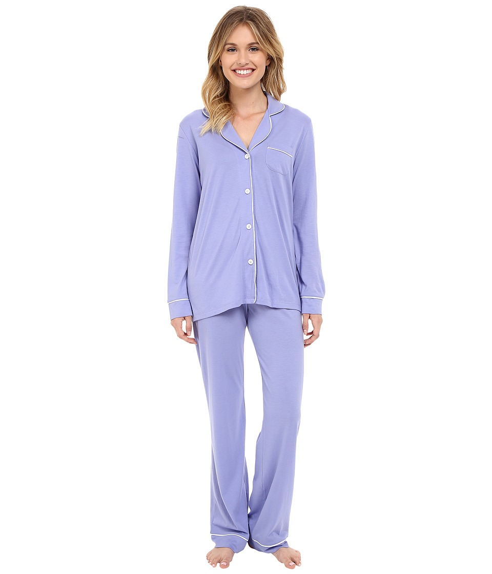 Cosabella - Bella PJ (Purple Sky/White) Women's Pajama Sets
