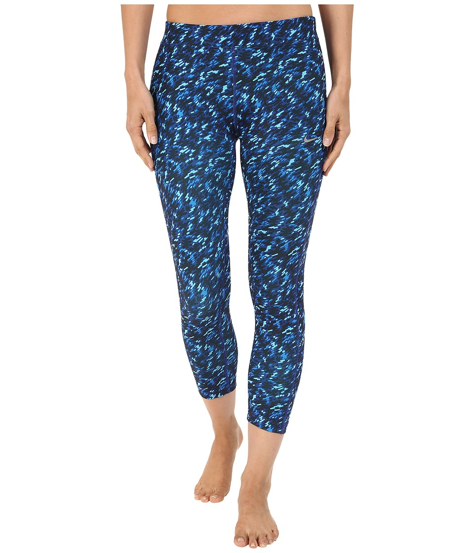 Nike - Pronto Essential Cropped Pants (Deep Royal Blue) Women's Casual Pants