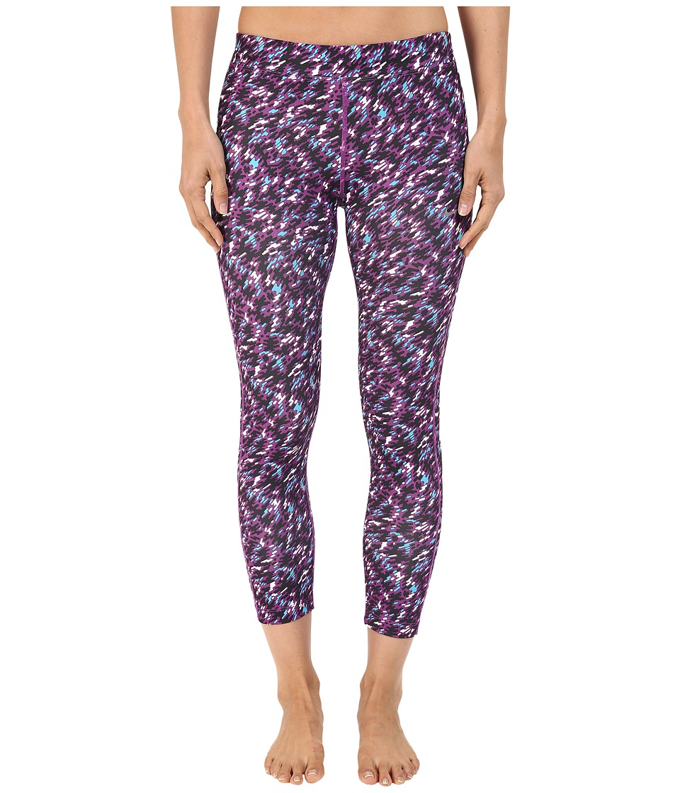 Nike - Pronto Essential Cropped Pants (Cosmic Purple) Women's Casual Pants