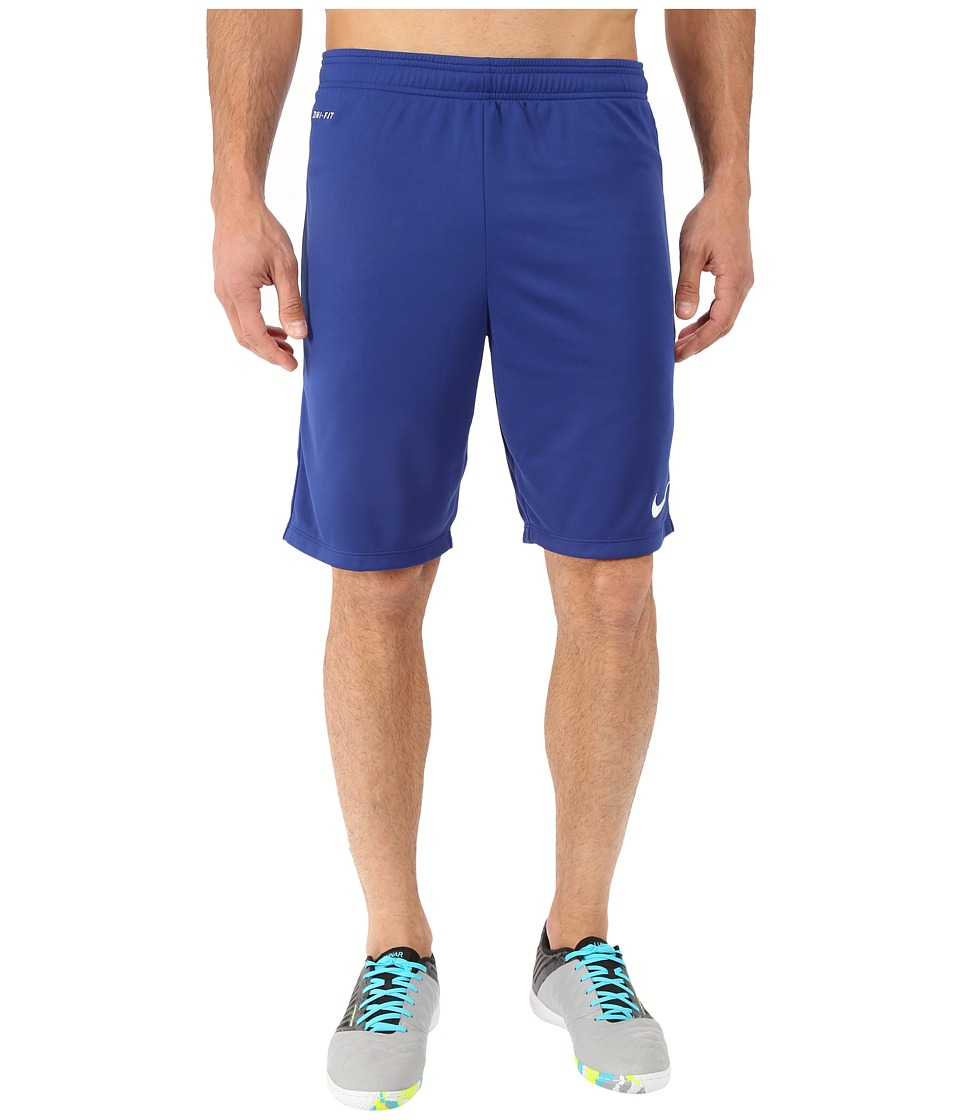 Nike - Academy Longer Knit Short 2 (Deep Royal Blue) Men's Shorts