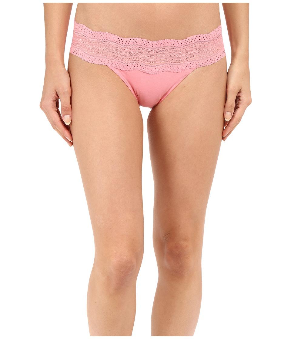 Cosabella - Dolce Lowrider Bikini (Geranium Pink) Women's Underwear