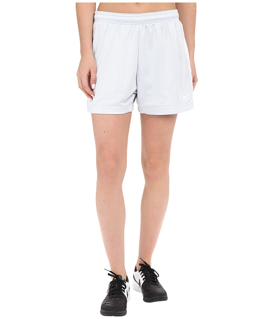 Nike - Dri-FIT Academy Knit Shorts (Pure Platinum) Women's Shorts