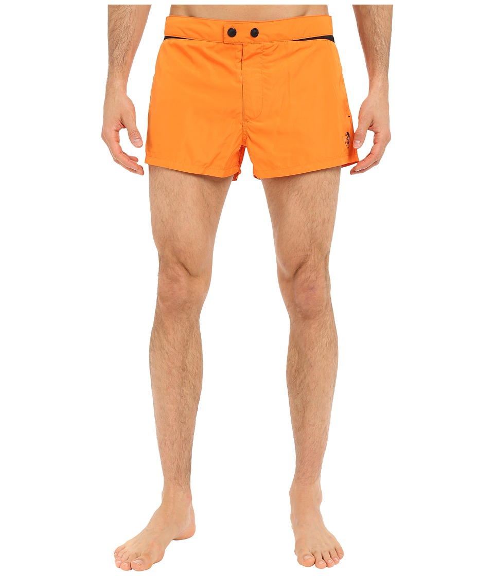 Diesel - Sandy-V-F Shorts TAKA (Orange) Men's Swimwear
