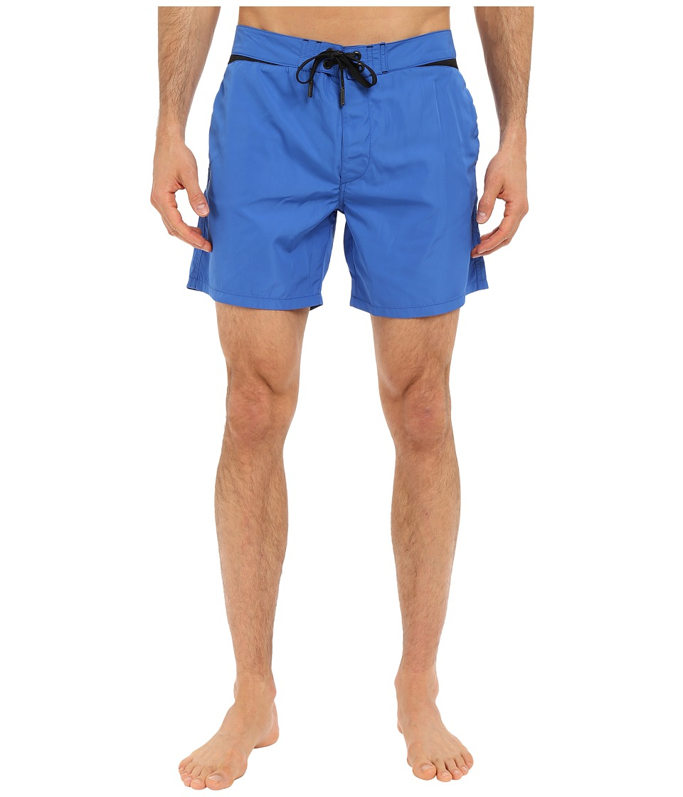 Diesel - Wave-V-F Shorts TAKA (Blue) Men's Swimwear