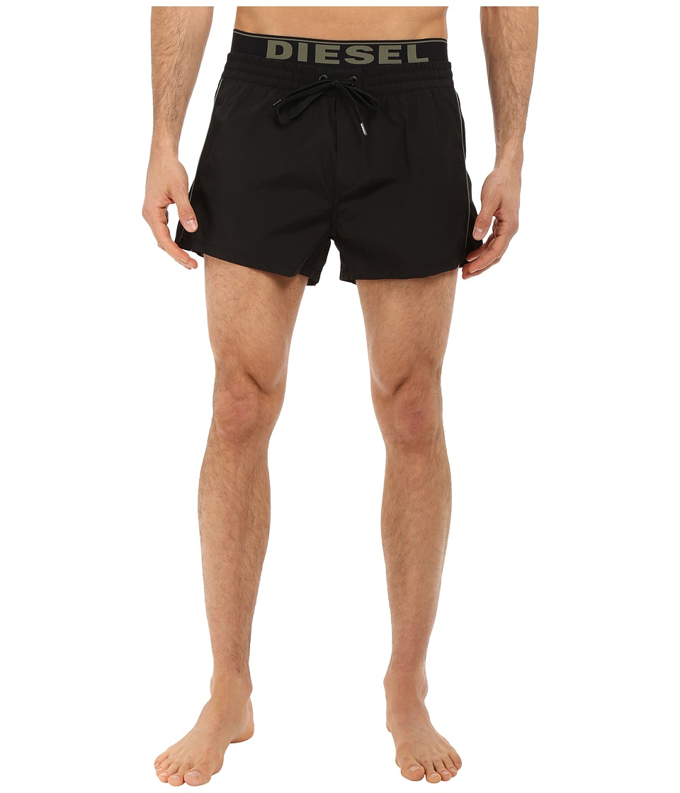 Diesel - Seaside-E Shorts KAKY (Black) Men's Swimwear