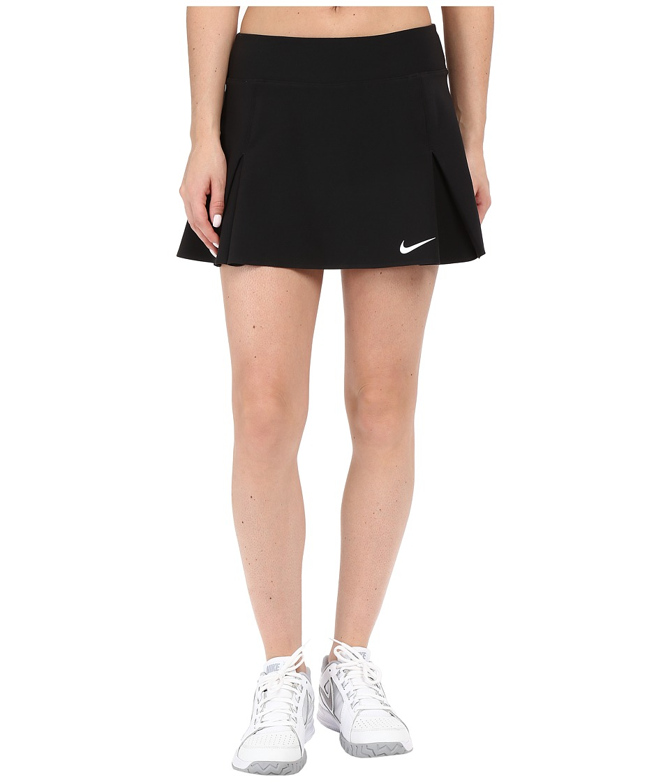 Nike - Premier Skirt (Black/White) Women's Skort