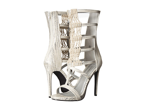 C Label - Napoli-18 (White) High Heels
