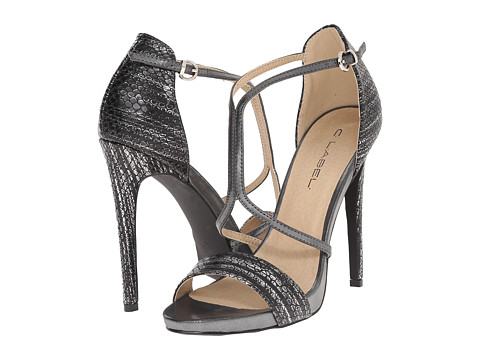 C Label - Napoli-21 (Black) High Heels