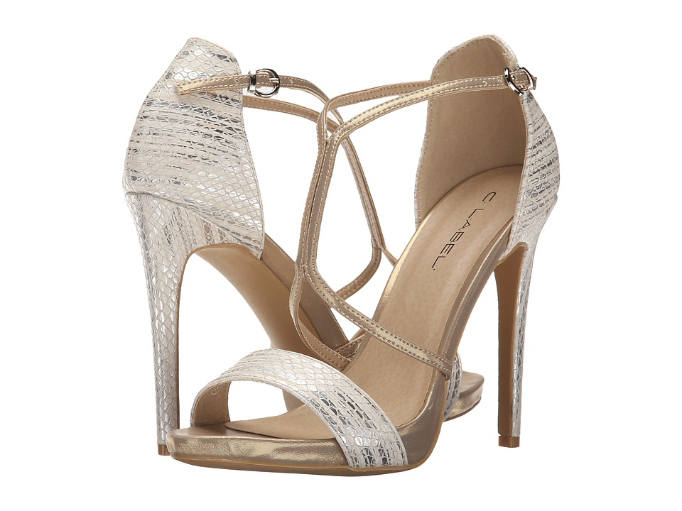 C Label - Napoli-21 (White) High Heels