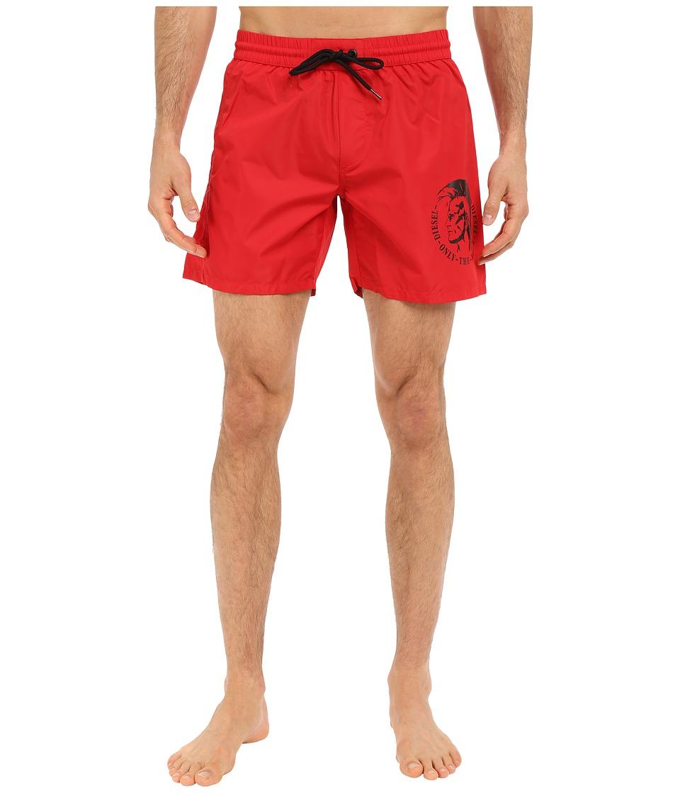 Diesel - Wave-E Shorts KAKX (Red) Men's Swimwear