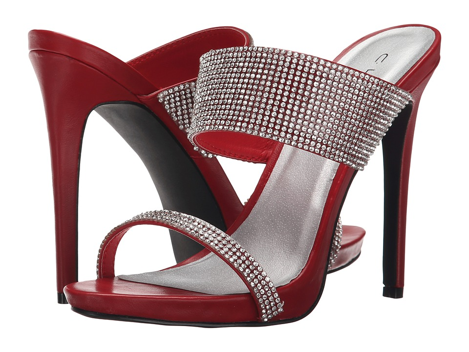 C Label - Napoli-24 (Red) High Heels