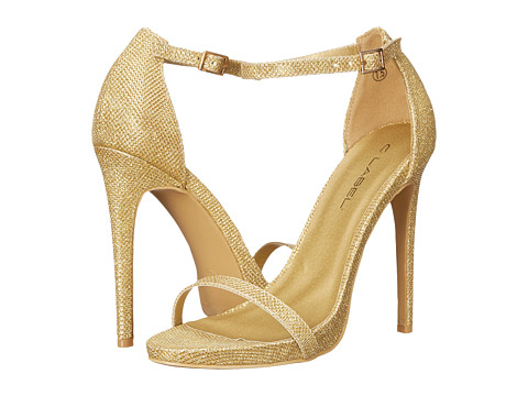 C Label - Napoli-25 (Gold) High Heels
