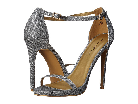 C Label - Napoli-25 (Silver) High Heels