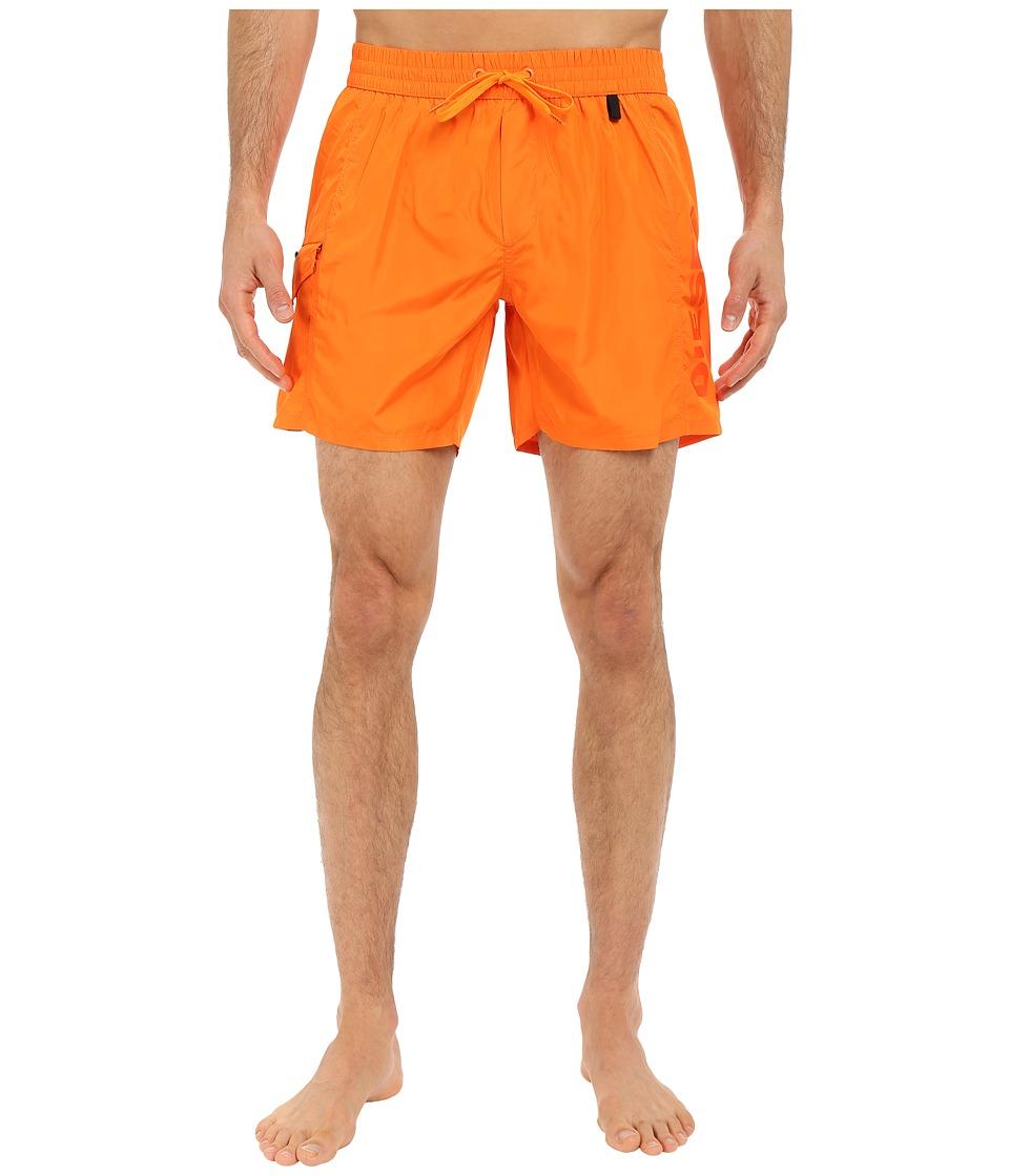 Diesel - Wave-E Shorts KAKV (Orange) Men's Swimwear
