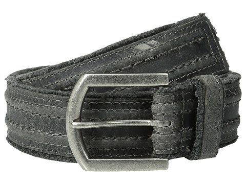 Bed Stu - Capitol (Black Greenland) Men's Belts