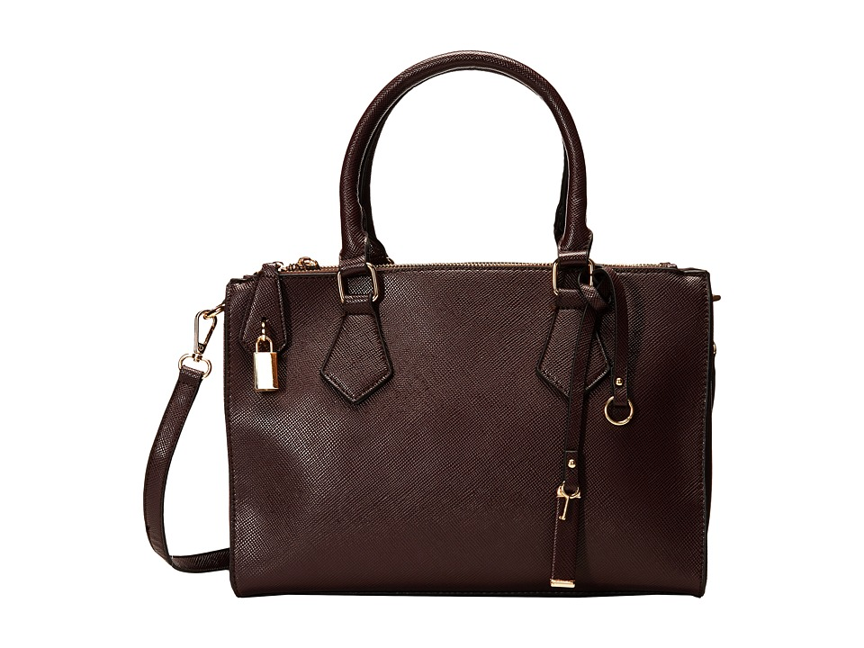 Gabriella Rocha - Naomi Purse (Burgundy) Satchel Handbags