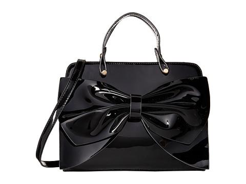 Gabriella Rocha - Claire Purse with Bow (Black) Satchel Handbags