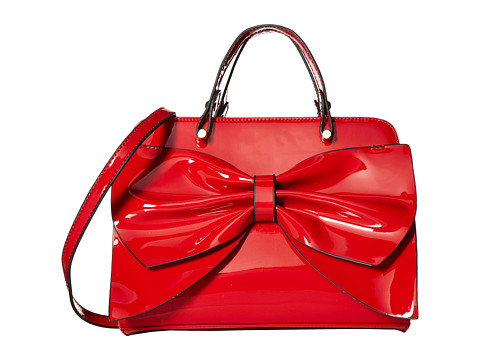 Gabriella Rocha - Claire Purse with Bow (Red) Satchel Handbags