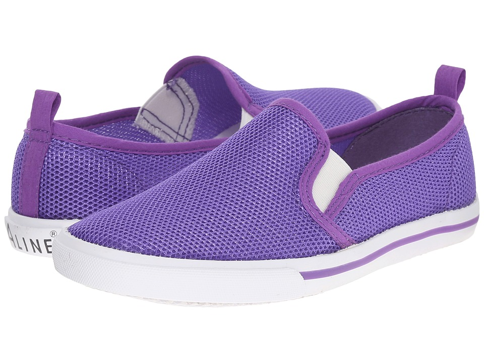 Amiana - 6-A0890 (Toddler/Little Kid/Big Kid) (Purple Mesh) Girl