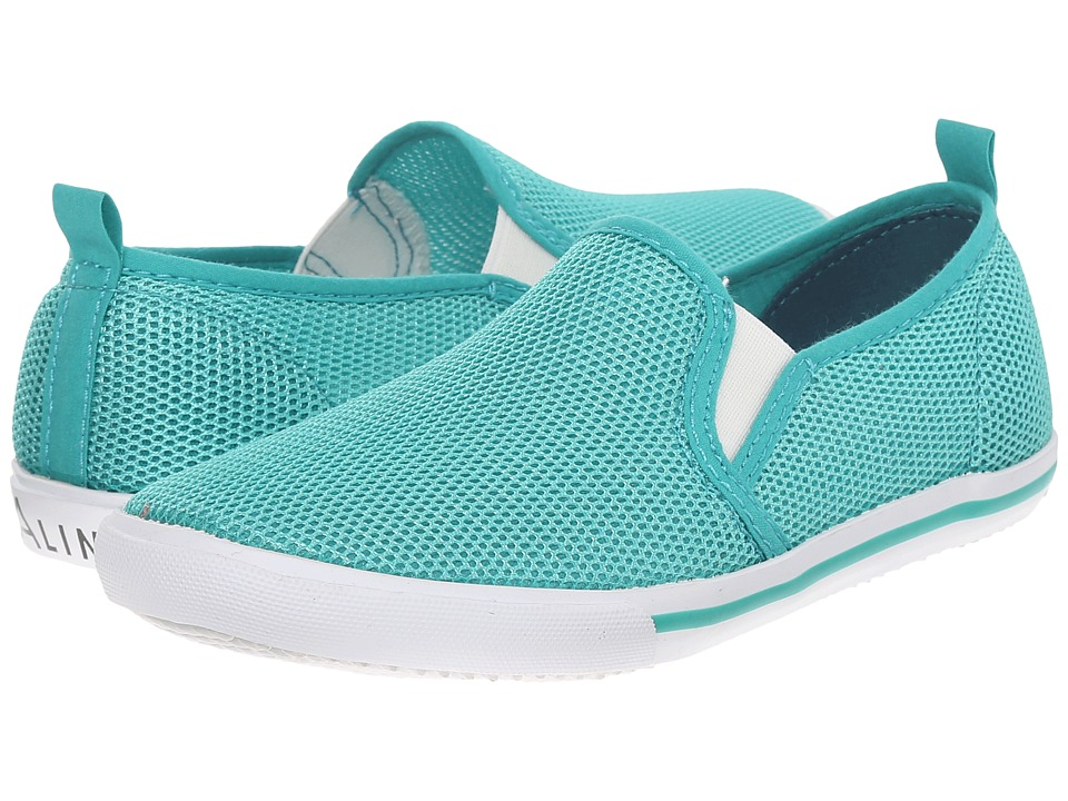 Amiana - 6-A0890 (Toddler/Little Kid/Big Kid) (Turquoise Mesh) Girl