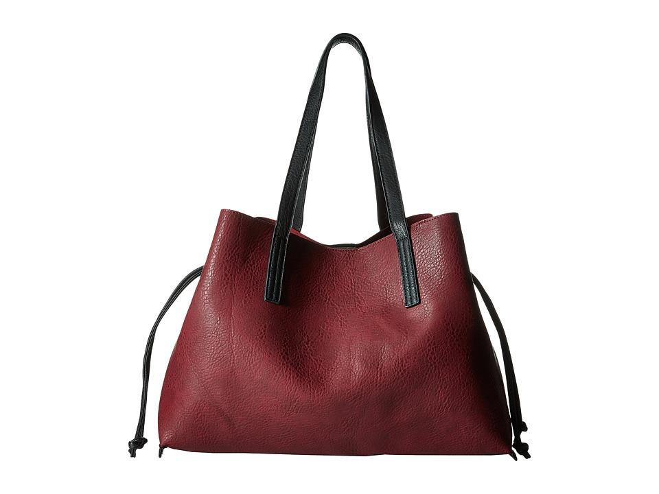 Gabriella Rocha - Alice Tote (Burgundy) Tote Handbags