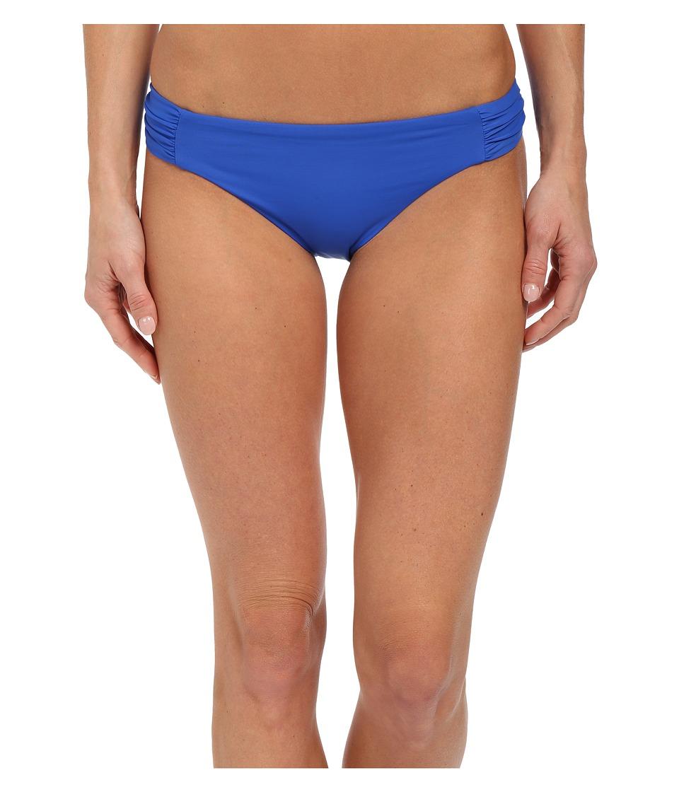 BECCA by Rebecca Virtue - Color Code Tab American Bottom (Electric Blue) Women's Swimwear