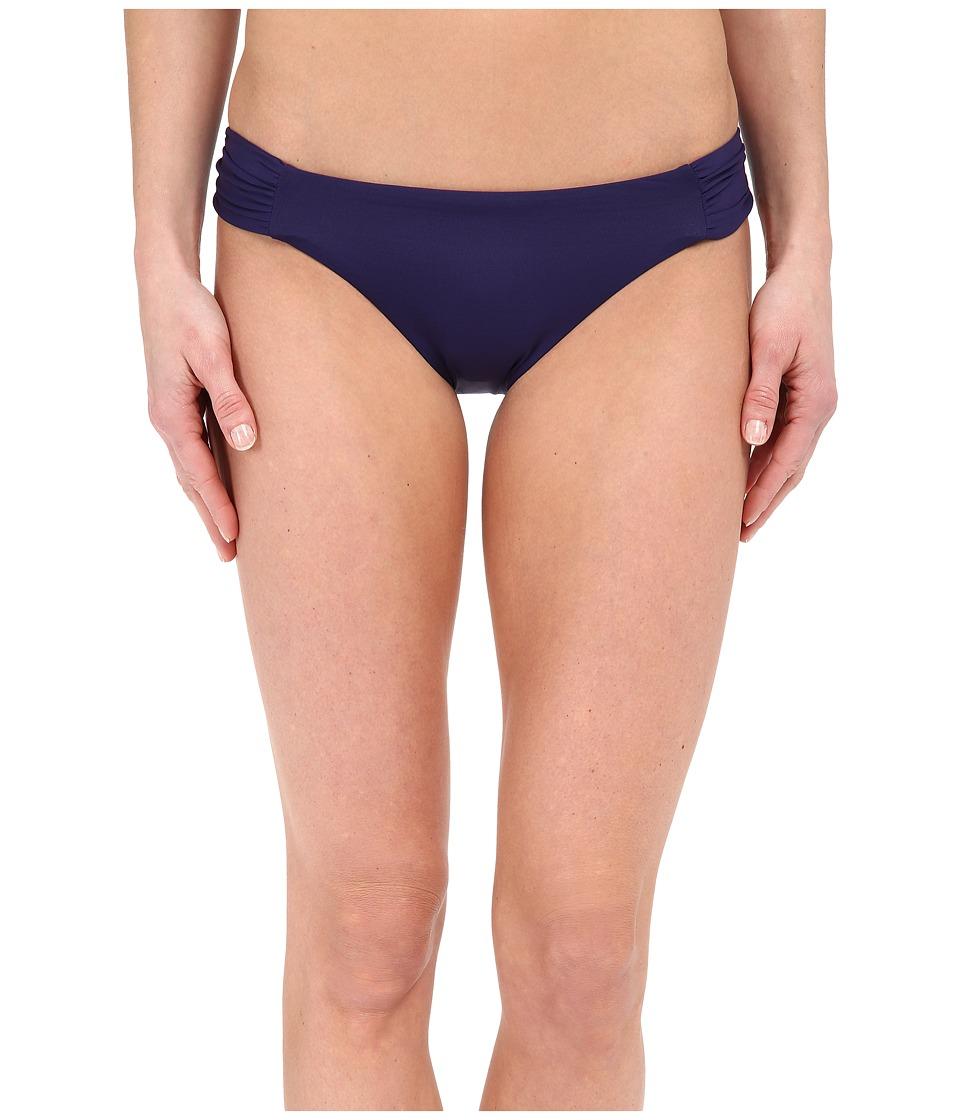 BECCA by Rebecca Virtue - Color Code Tab American Bottom (Ink) Women's Swimwear
