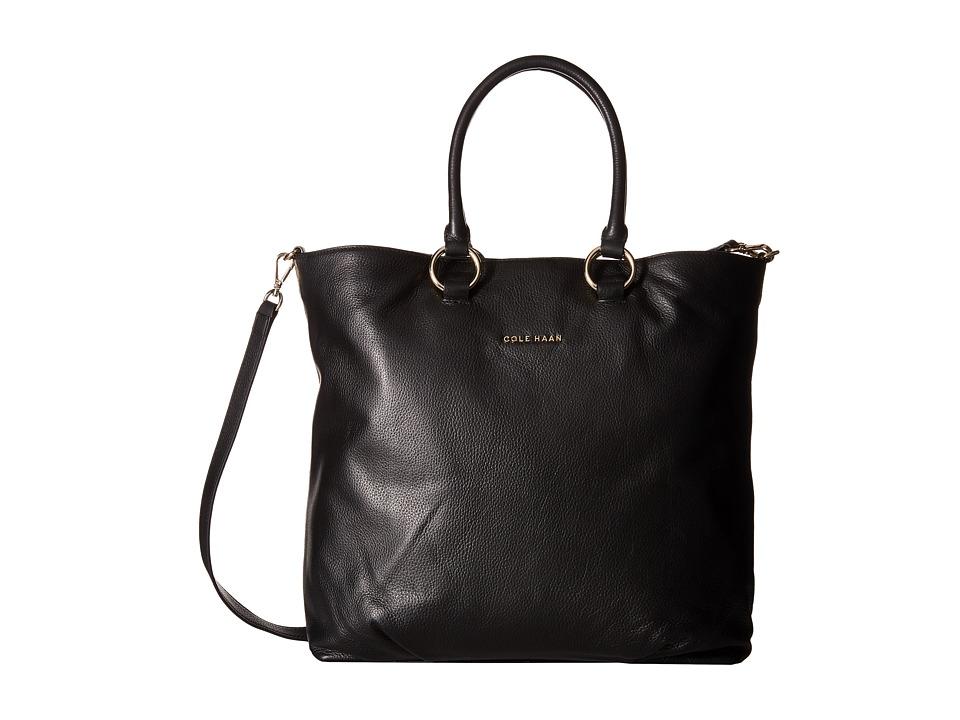 Cole Haan - Magnolia Tote (Black) Tote Handbags