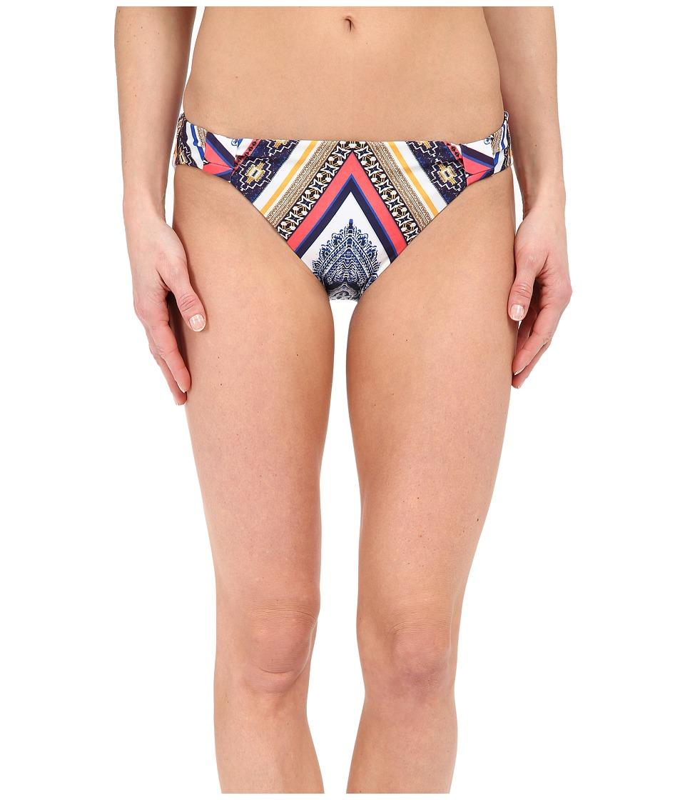 BECCA by Rebecca Virtue - Tunisia American Tab Bottom (Multi) Women's Swimwear