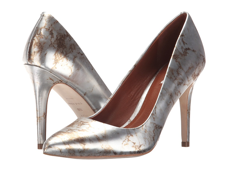 Cole Haan - Emery Pump 100 (Mirror Marble Print) Women