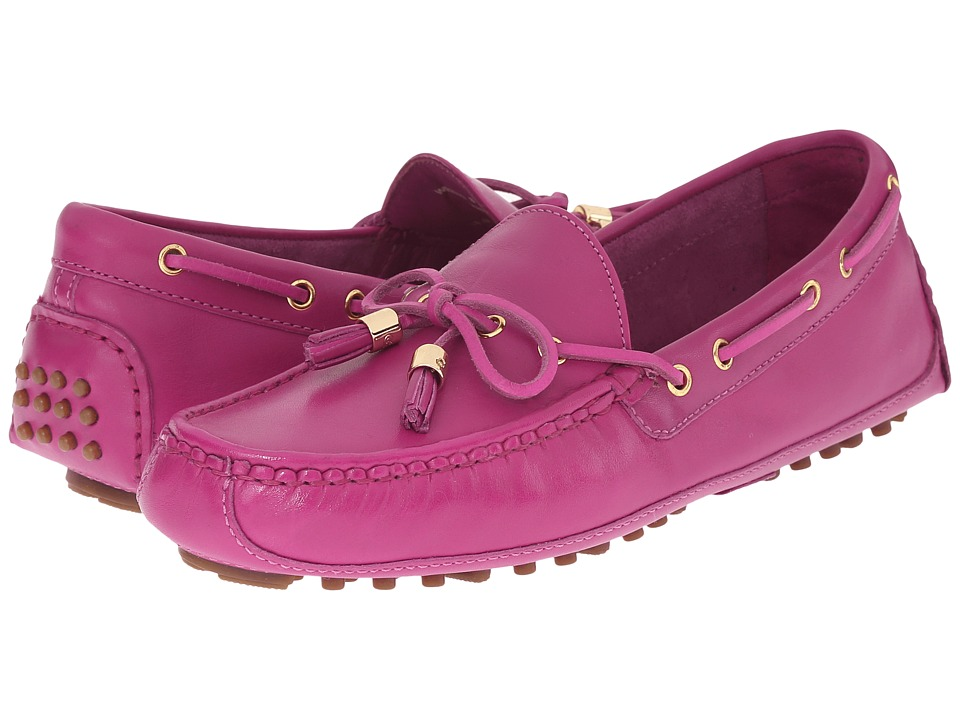 Cole Haan - Grant (Fuchsia) Women's Slip on Shoes