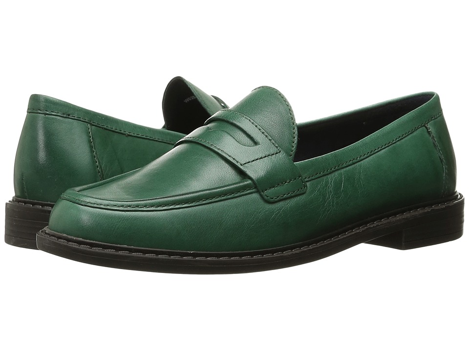Cole Haan - Pinch Campus (Evergreen) Women's Slip on Shoes