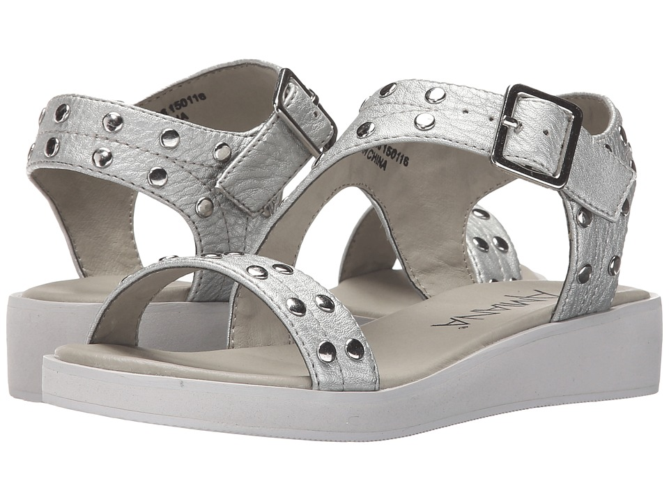 Amiana 15-A5386 (Toddler/Little Kid/Big Kid/Adult) (Silver Elephant) Girls Shoes