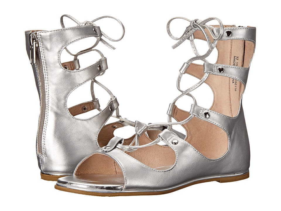 Image of Amiana - 15-A5391 (Little Kid/Big Kid/Adult) (Silver Pearl Metallic) Girls Shoes