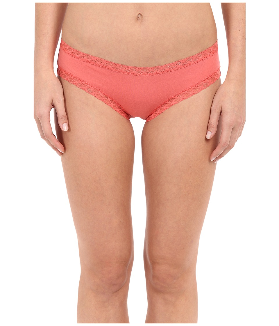 Natori - Bliss Cotton Girl Brief (Daiquiri) Women's Underwear