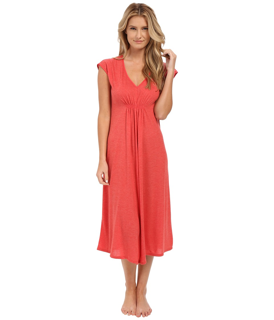 N by Natori - N Natori Gown 52 (Sunset Red) Women's Pajama