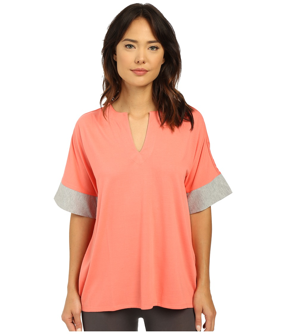 N by Natori - N Natori Tunic Top (Coral Island) Women