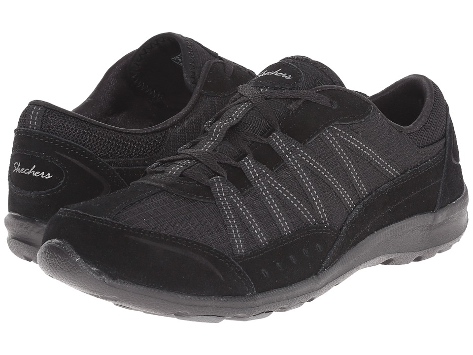 SKECHERS Active Dreamchaser Skylark (Black) Women