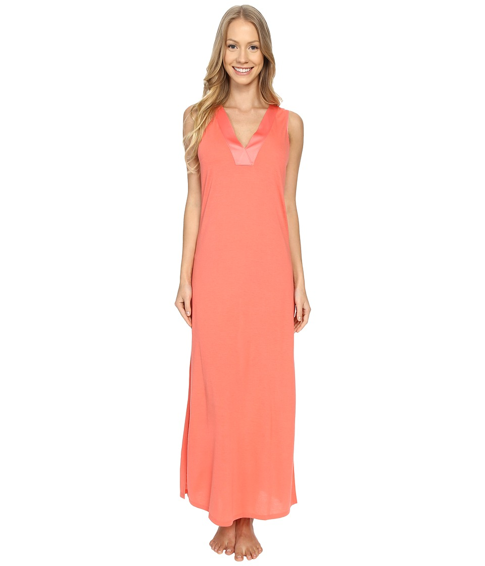 N by Natori - Congo Gown (Coral Island) Women's Pajama