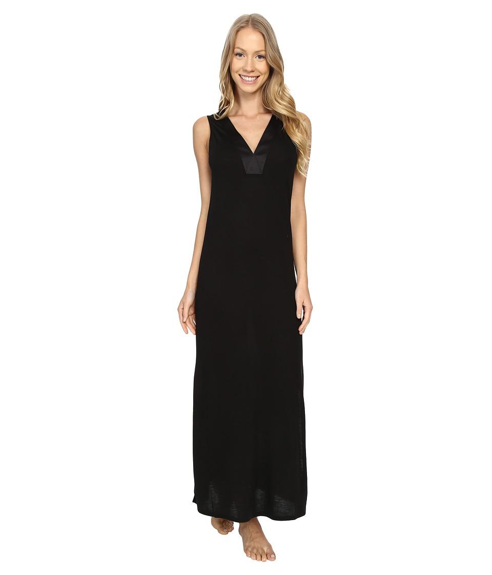 N by Natori - Congo Gown (Black) Women's Pajama