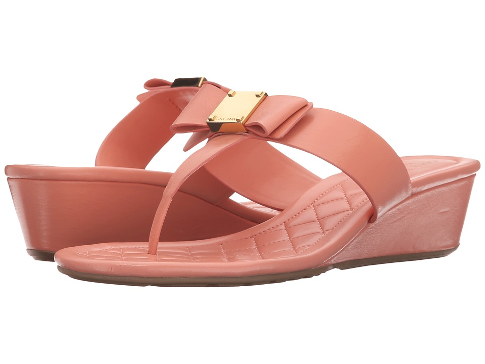 Cole Haan - Tali Bow Sandal 40 (Coral Haze) Women's Sandals