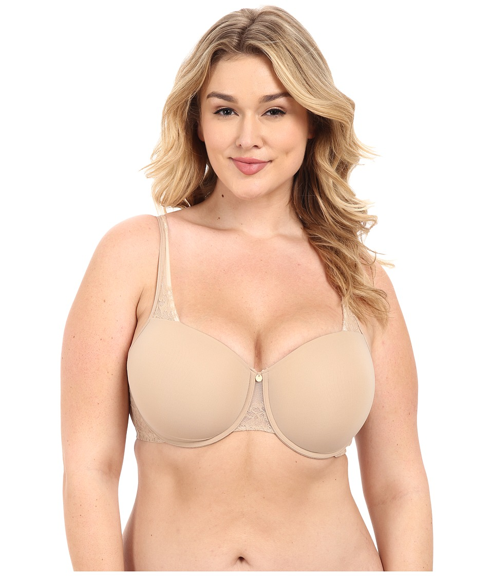 Natori - Admire Full Figure Demi Lift Bra 733132 (Cafe/Ivory) Women's Bra