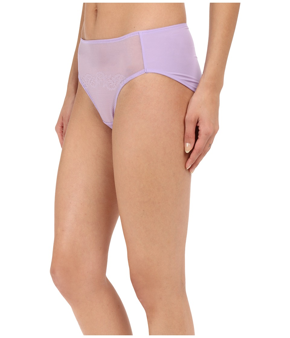 Natori - Smooth Scroll Bikini (Viola) Women's Underwear