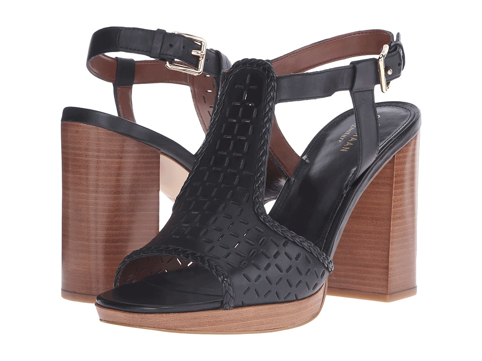 Cole Haan - Elettra High Sandal (Black) Women